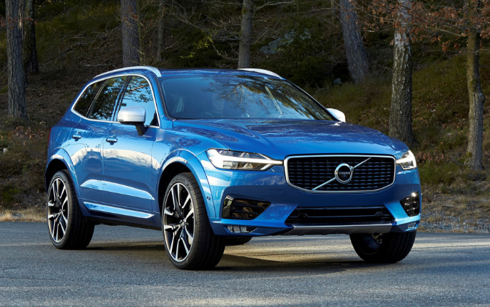 16 A Volvo Xc60 2019 Manual Picture
