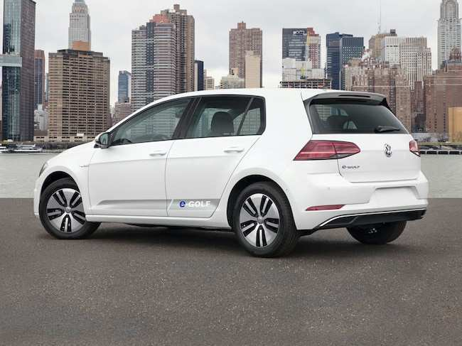 16 A Vw E Golf 2019 Specs And Review