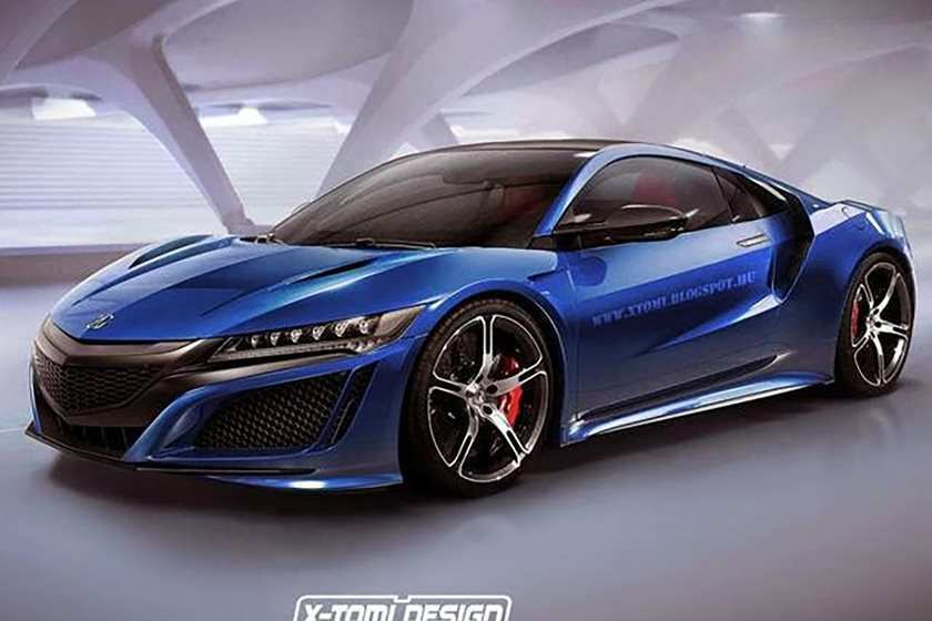 16 All New 2019 Acura Nsx Type R Exterior And Interior