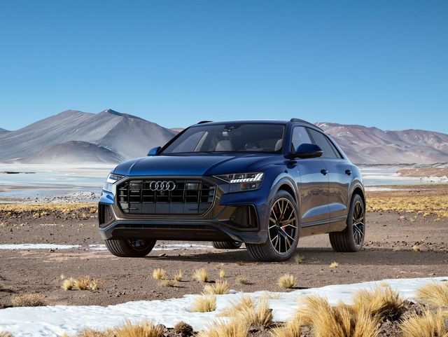 16 All New 2019 Audi Q8 Overview
