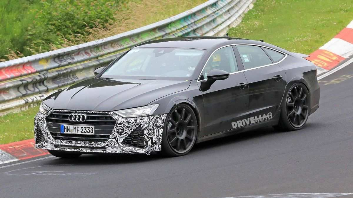 16 All New 2019 Audi Rs7 Photos