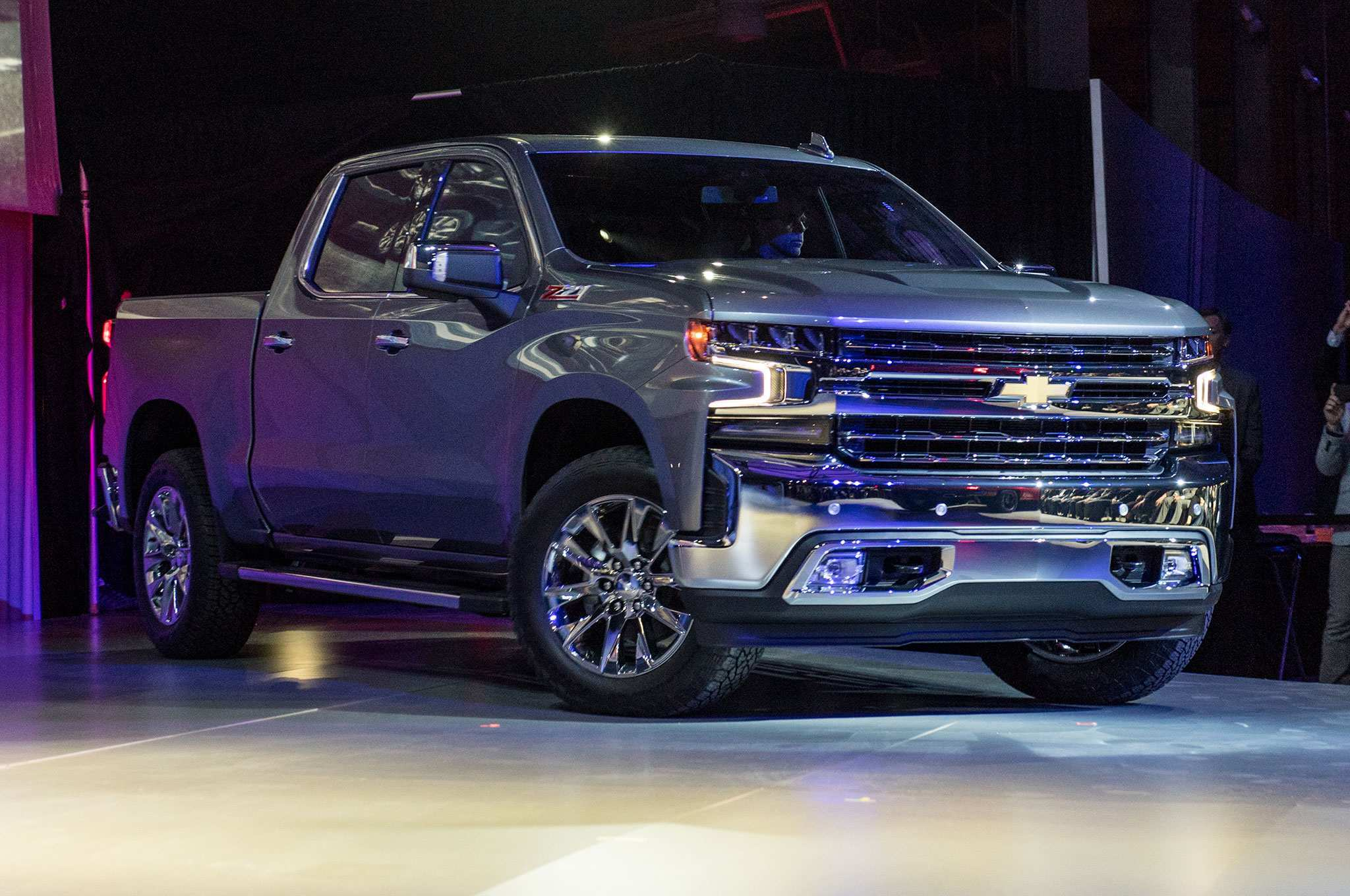 16 All New 2019 Chevy Silverado Hd Images