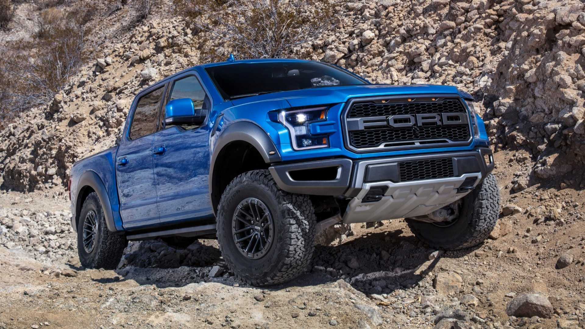 16 All New 2019 Ford F150 Raptor Concept And Review