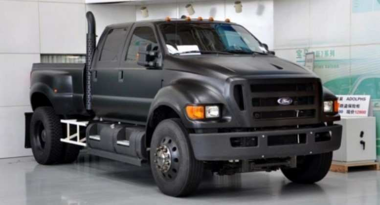 16 All New 2019 Ford F650 Rumors