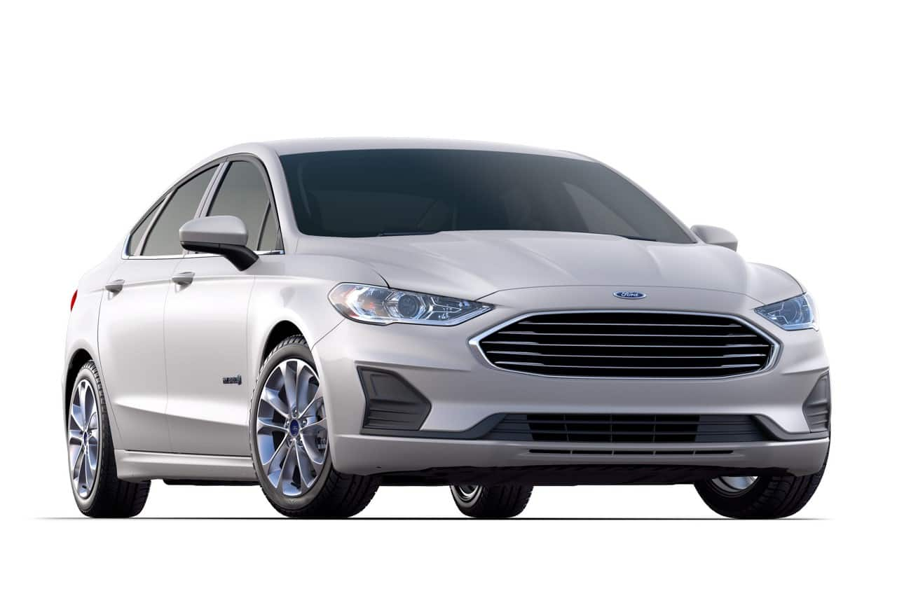 16 All New 2019 Ford Fusion Energi Concept