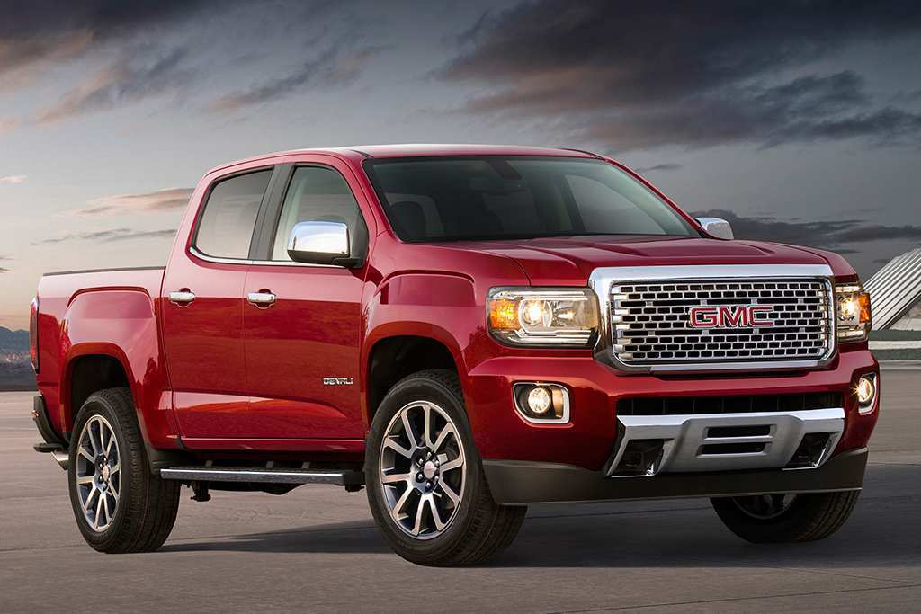 16 All New 2019 GMC Canyon Price And Review