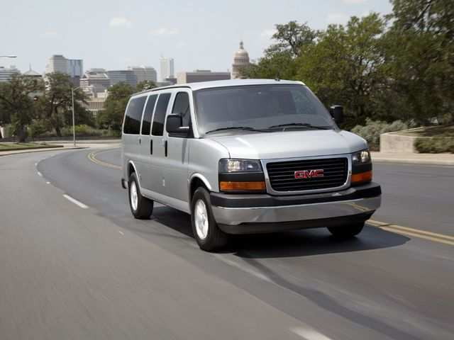 16 All New 2019 GMC Savana Price And Review
