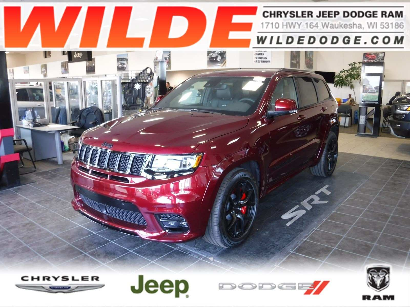 16 All New 2019 Grand Cherokee Srt Review