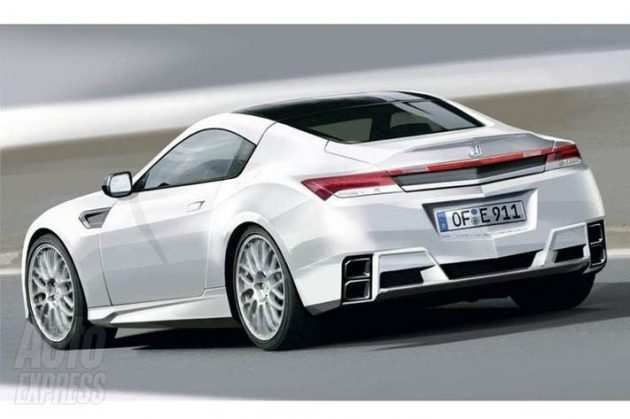 16 All New 2019 Honda Prelude Type R Redesign And Review