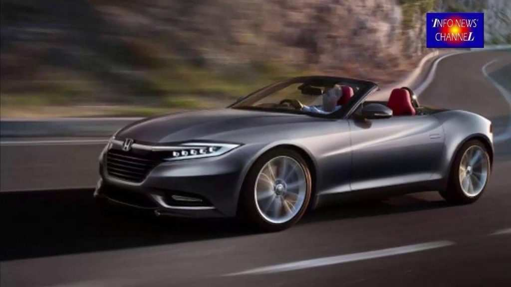 16 All New 2019 Honda S2000and Exterior And Interior