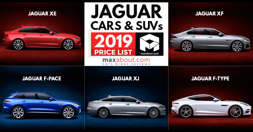 16 All New 2019 Jaguar Lineup Rumors