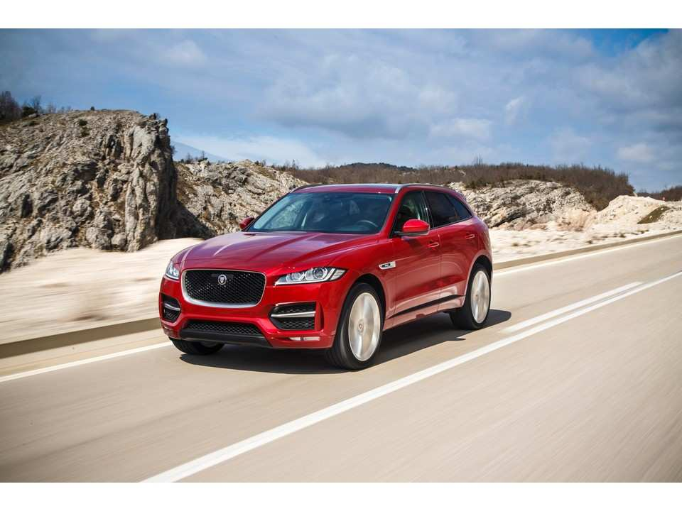 16 All New 2019 Jaguar Truck Picture