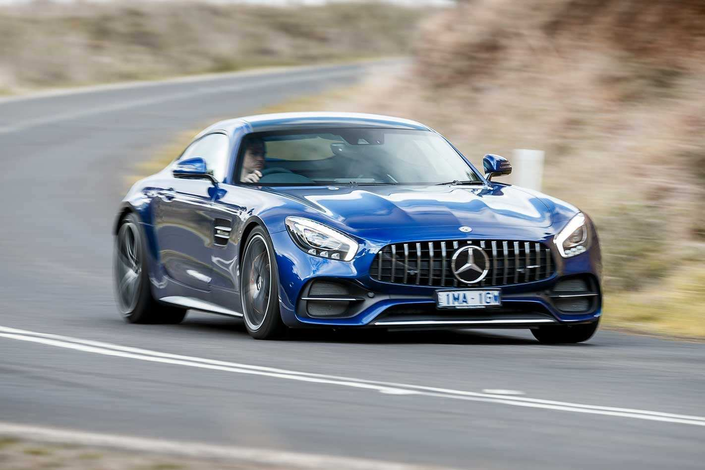 16 All New 2019 Mercedes AMG GT Photos