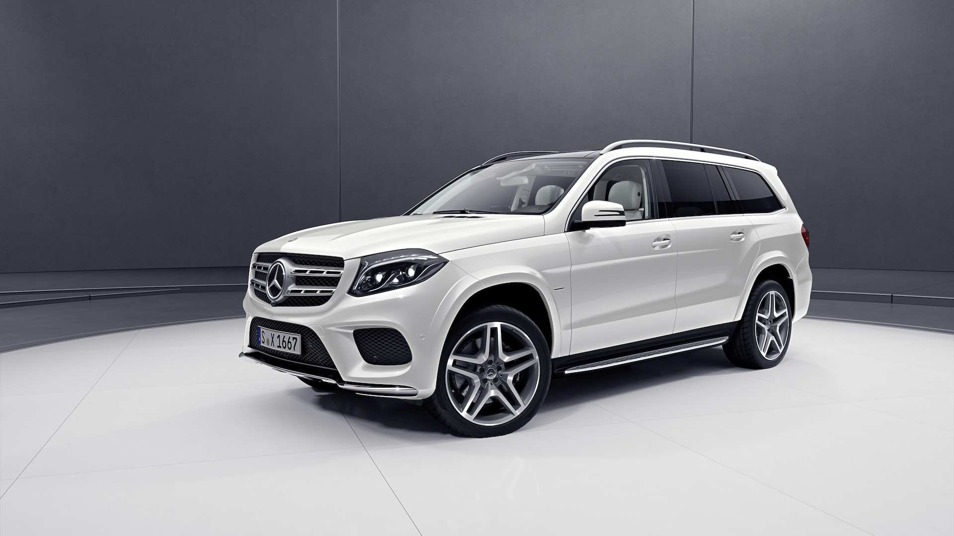 16 All New 2019 Mercedes GLS Release Date