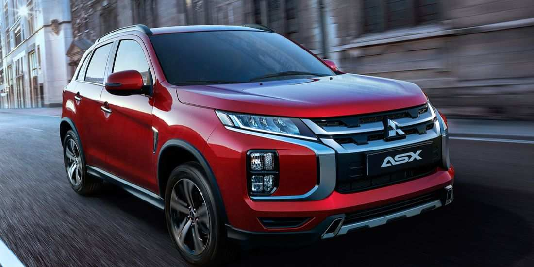 16 All New 2019 Mitsubishi Asx Exterior