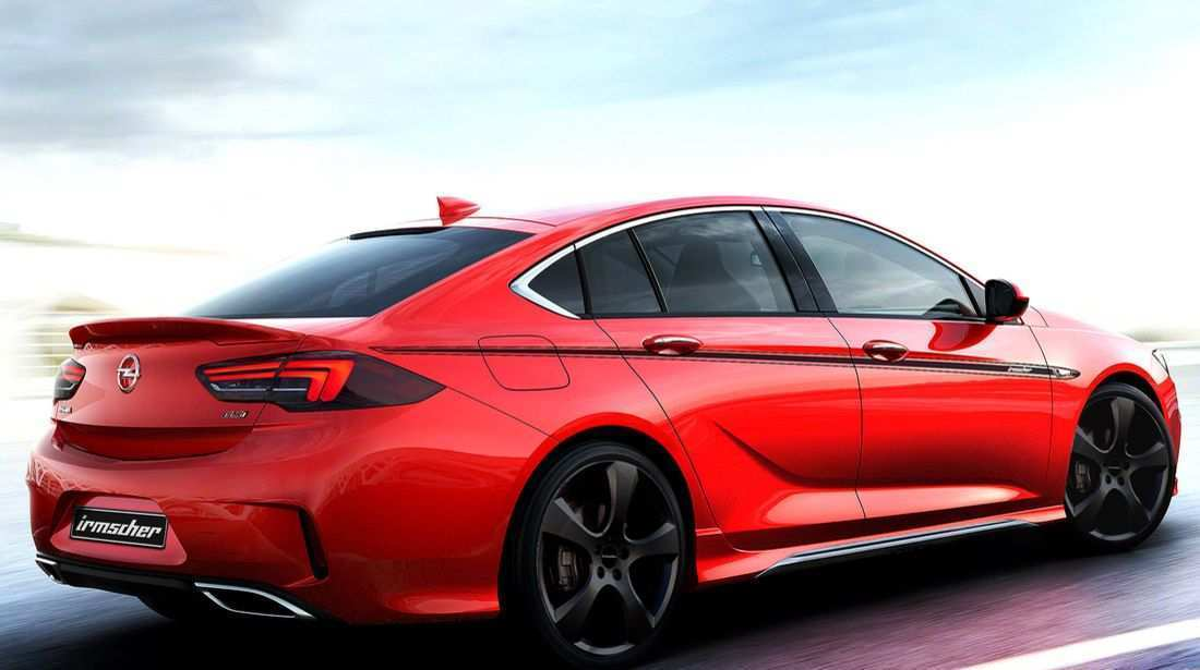16 All New 2019 New Opel Insignia Release Date
