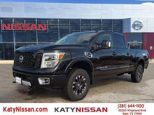 16 All New 2019 Nissan Titan Xd New Concept