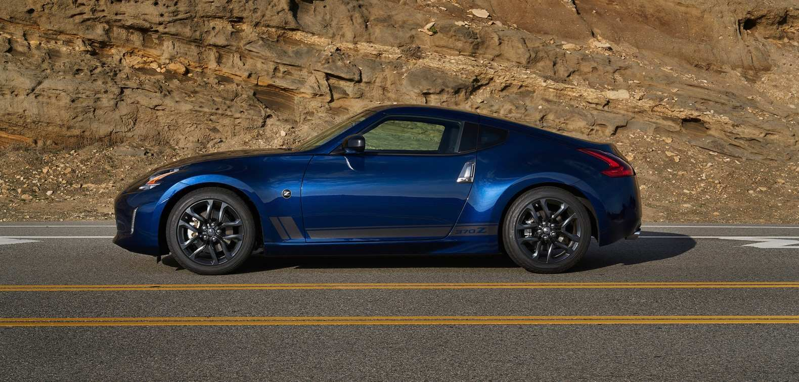 16 All New 2019 Nissan Z Exterior