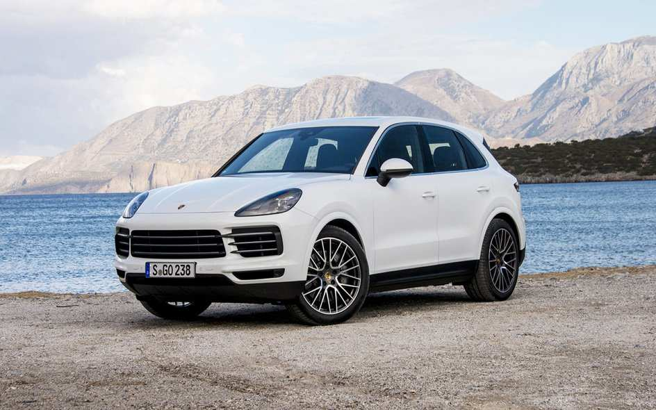 16 All New 2019 Porsche Cayenne Concept And Review