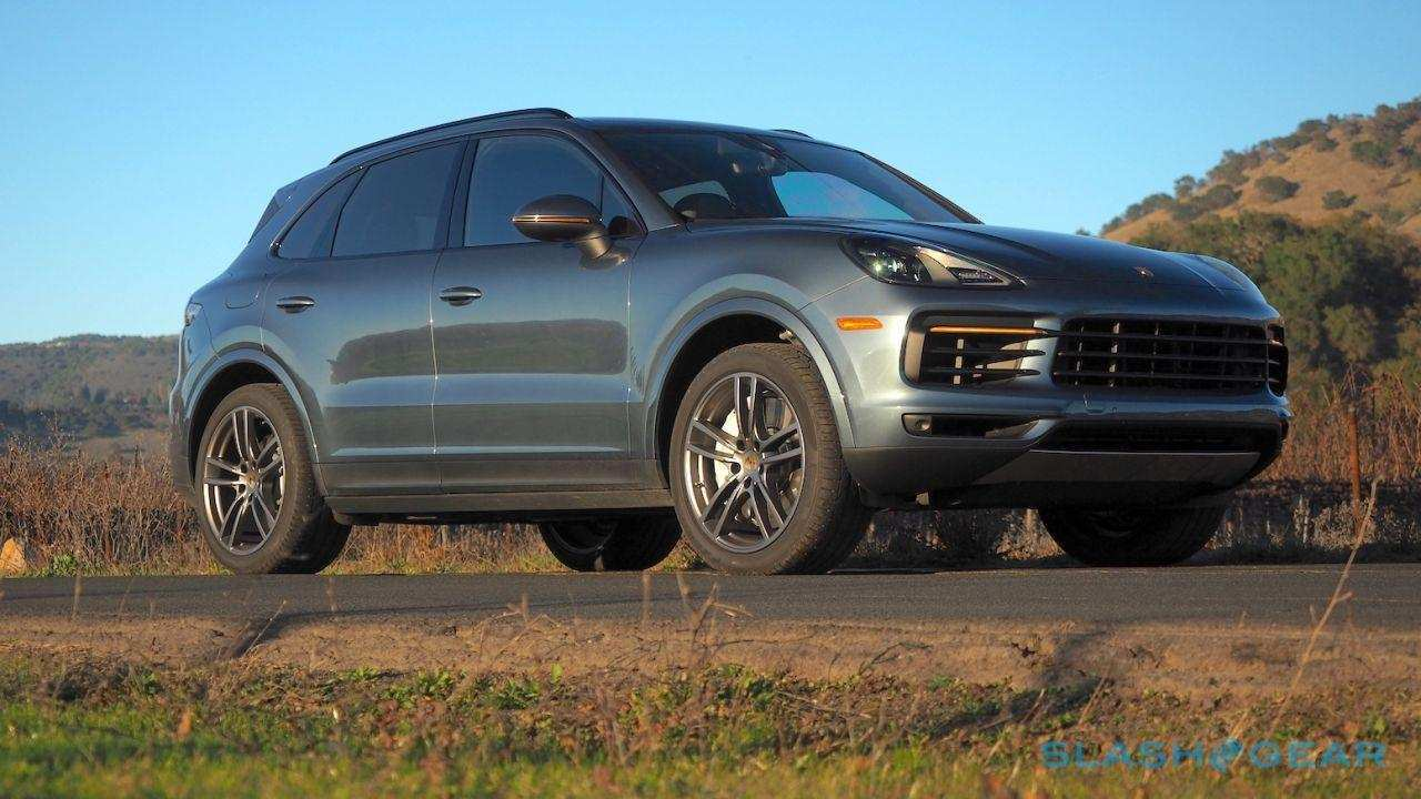 16 All New 2019 Porsche Cayenne Performance