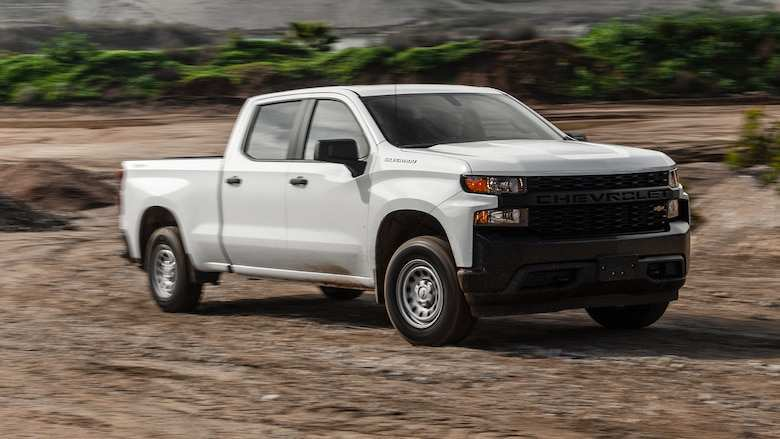 16 All New 2019 Silverado 1500 Review And Release Date