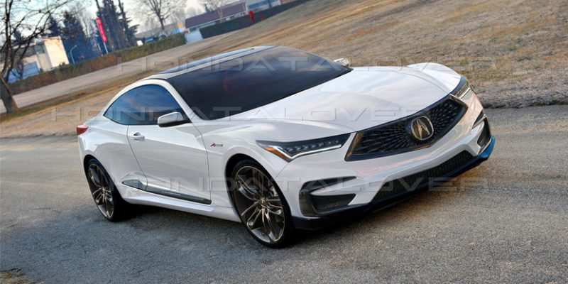 16 All New 2020 Acura RLX Style