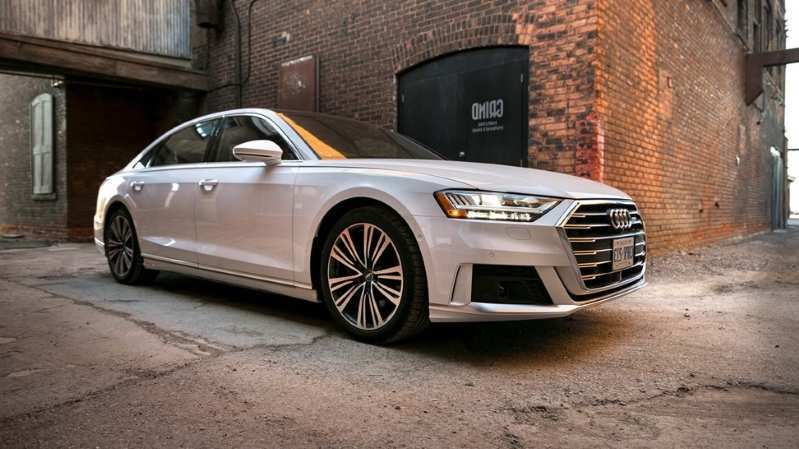 16 All New 2020 Audi A8 L In Usa Review And Release Date