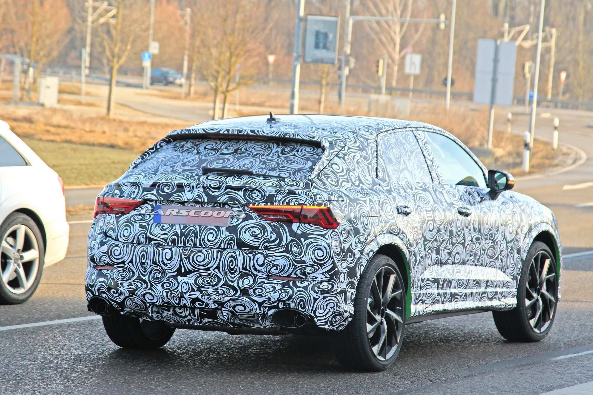 16 All New 2020 Audi Q4s Picture