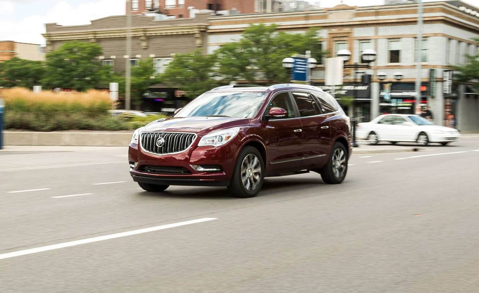 16 All New 2020 Buick Enclave Concept And Review