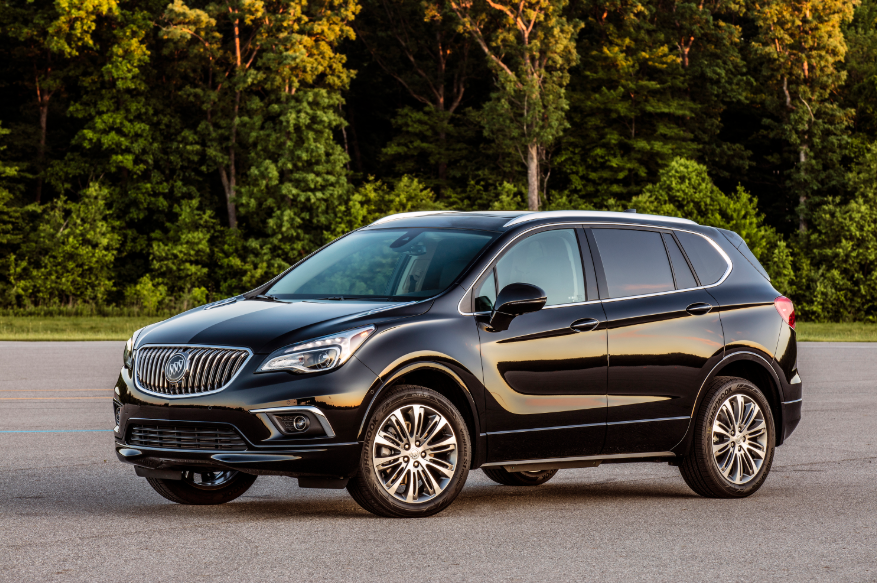16 All New 2020 Buick Envision Avenir Specs