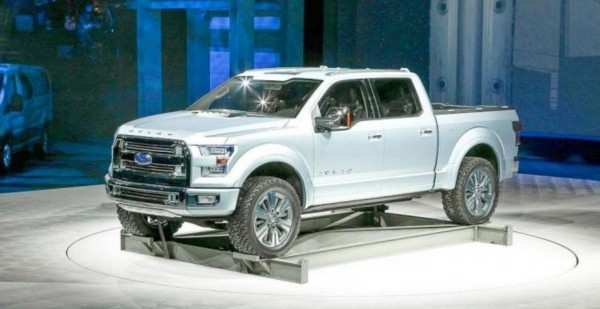 16 All New 2020 Ford Atlas Redesign