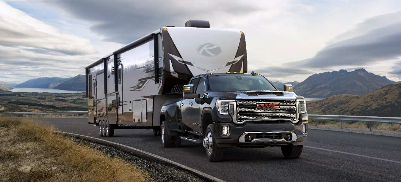 16 All New 2020 GMC Sierra Overview