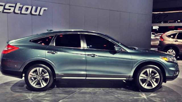 16 All New 2020 Honda Crosstour Research New