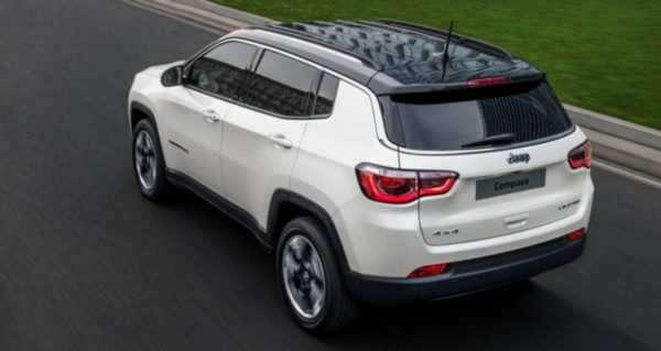 16 All New 2020 Jeep Compass Spesification