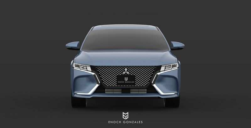 16 All New 2020 Mitsubishi Galant Price