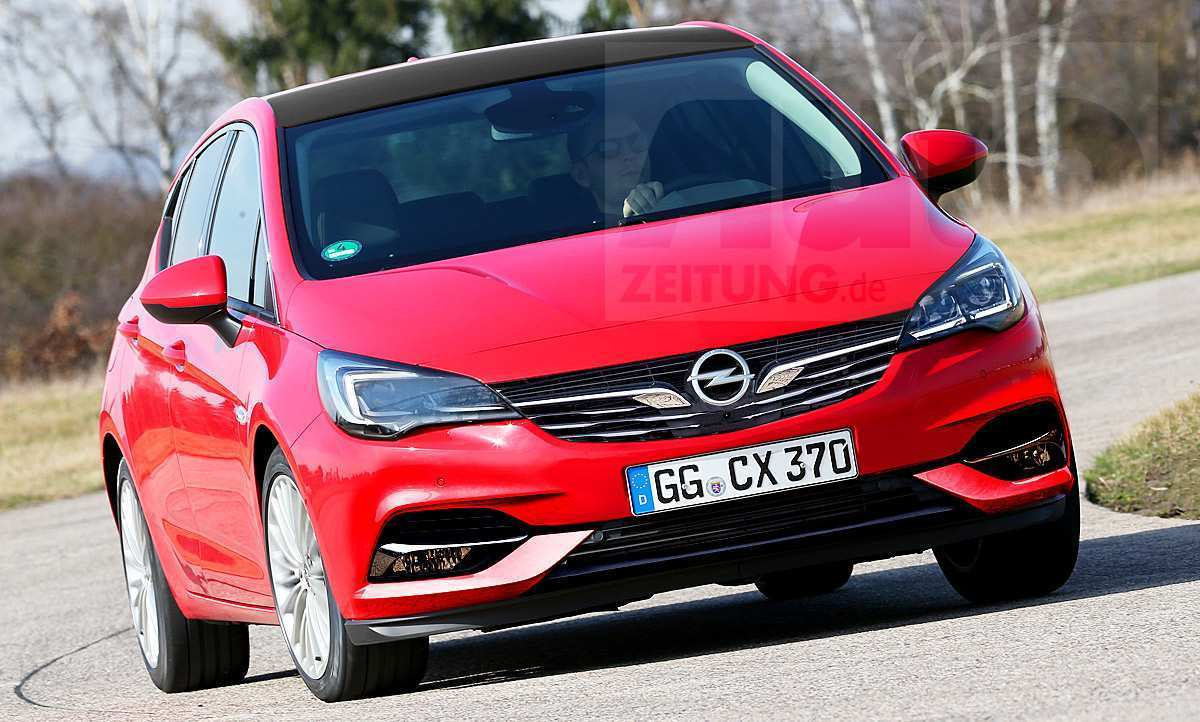 16 All New 2020 New Opel Astra Exterior And Interior