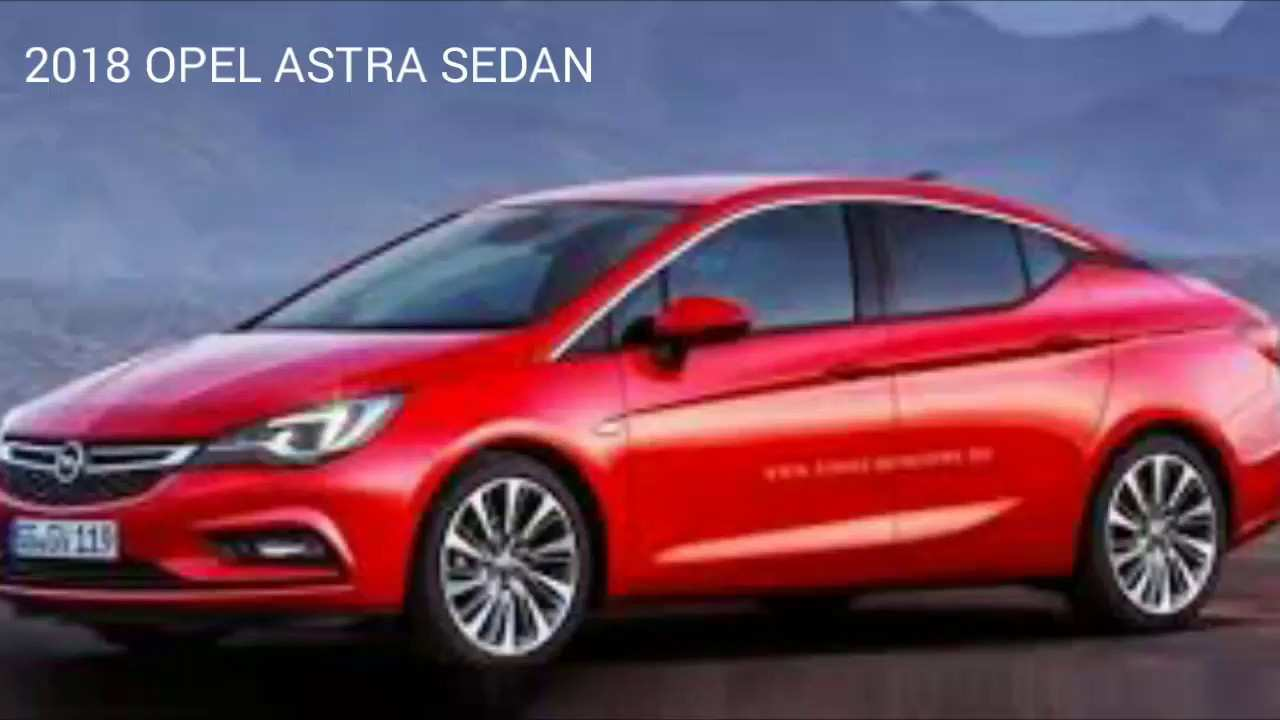 16 All New 2020 New Opel Astra Price And Review