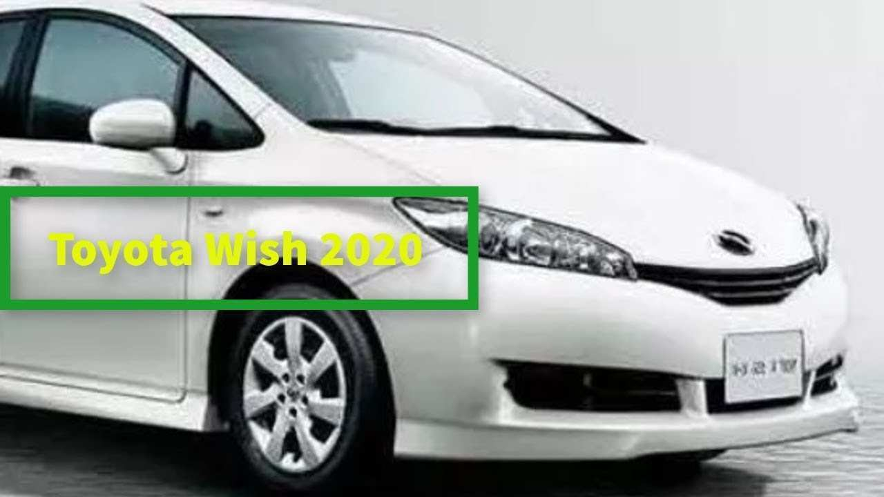 16 All New 2020 New Toyota Wish Rumors
