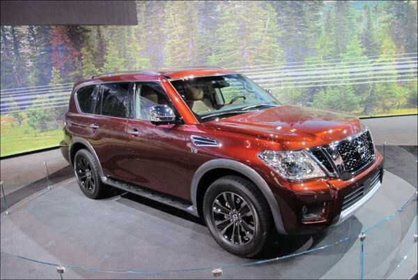 16 All New 2020 Nissan Patrol Diesel New Concept
