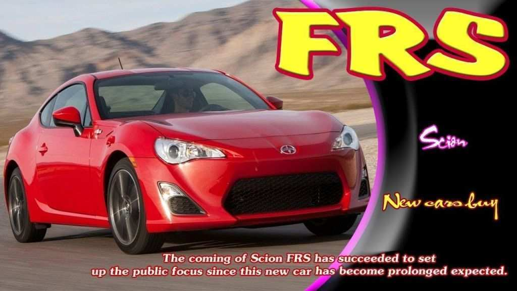 16 All New 2020 Scion FR S Sedan Release Date