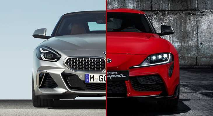 16 All New 2020 Toyota Supra Vs BMW Z4 Prices