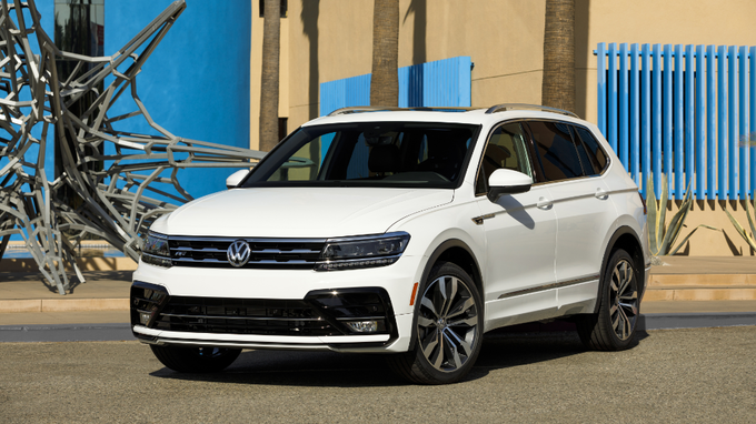 16 All New 2020 VW Tiguan First Drive