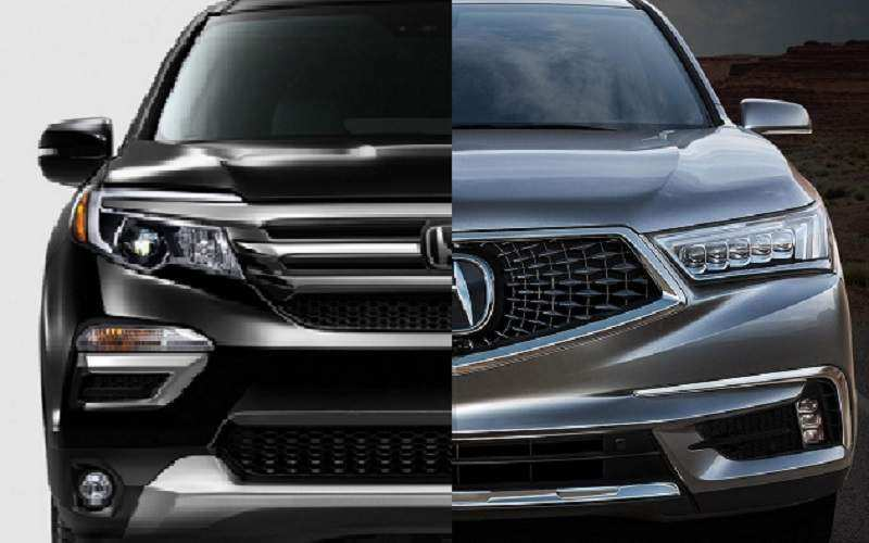 16 All New Acura Mdx 2019 Vs 2020 Ratings