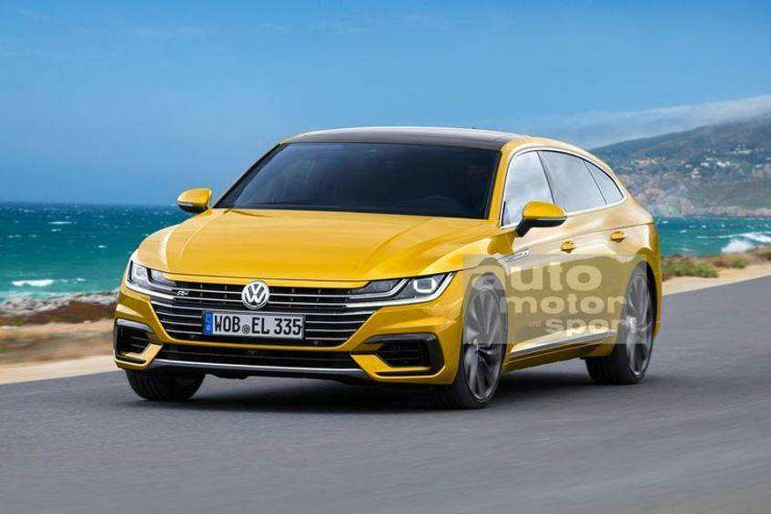 16 All New Arteon Vw 2019 Price and Release date