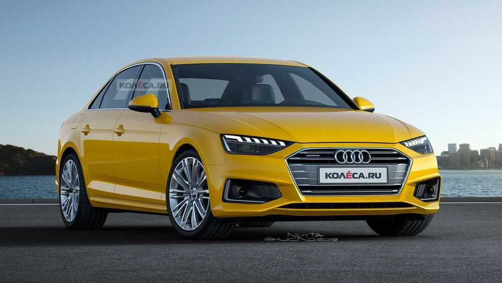 16 All New Audi B9 2020 Redesign And Review