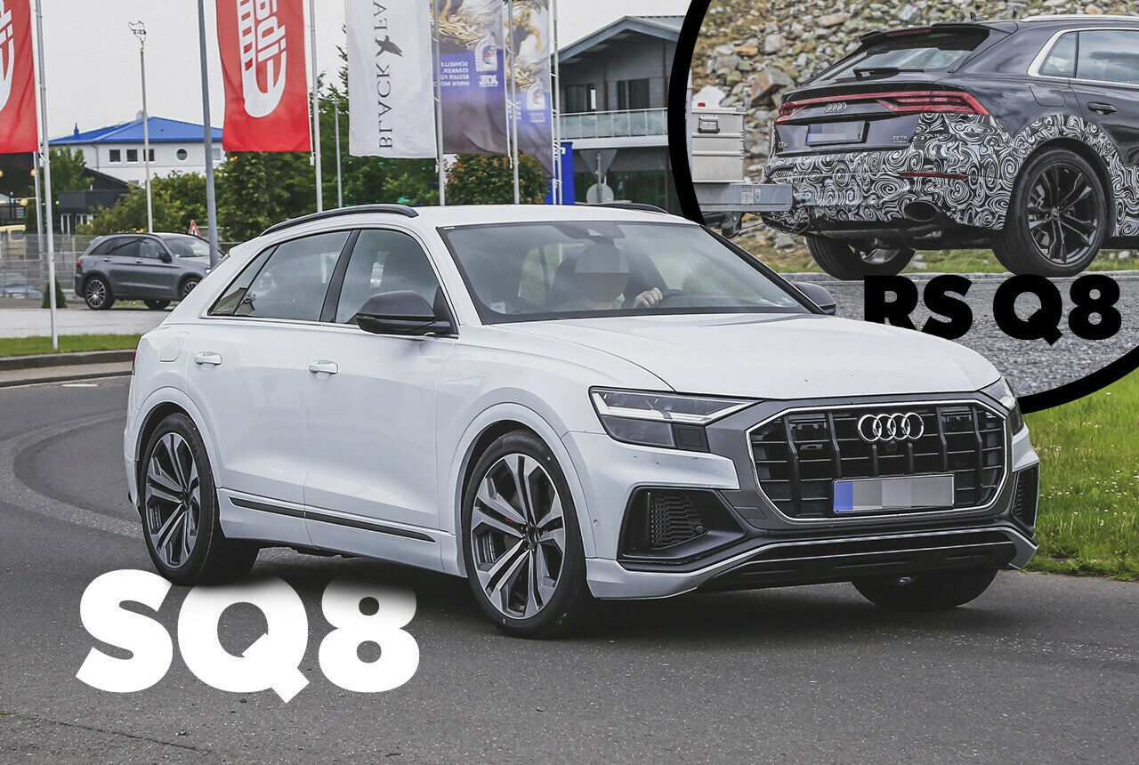 16 All New Audi Q8 2020 Redesign
