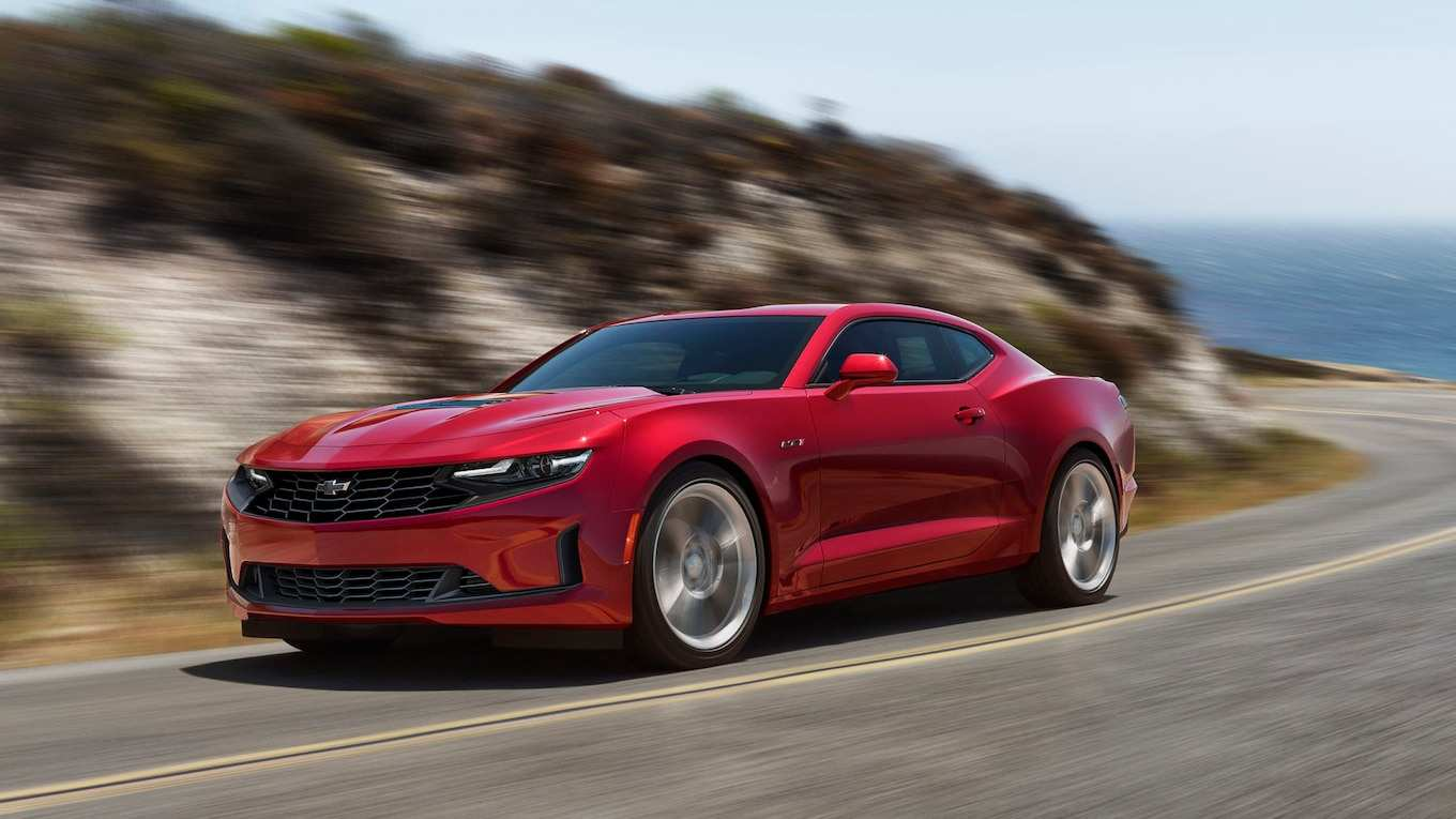 16 All New Chevrolet Camaro 2020 Pictures Speed Test