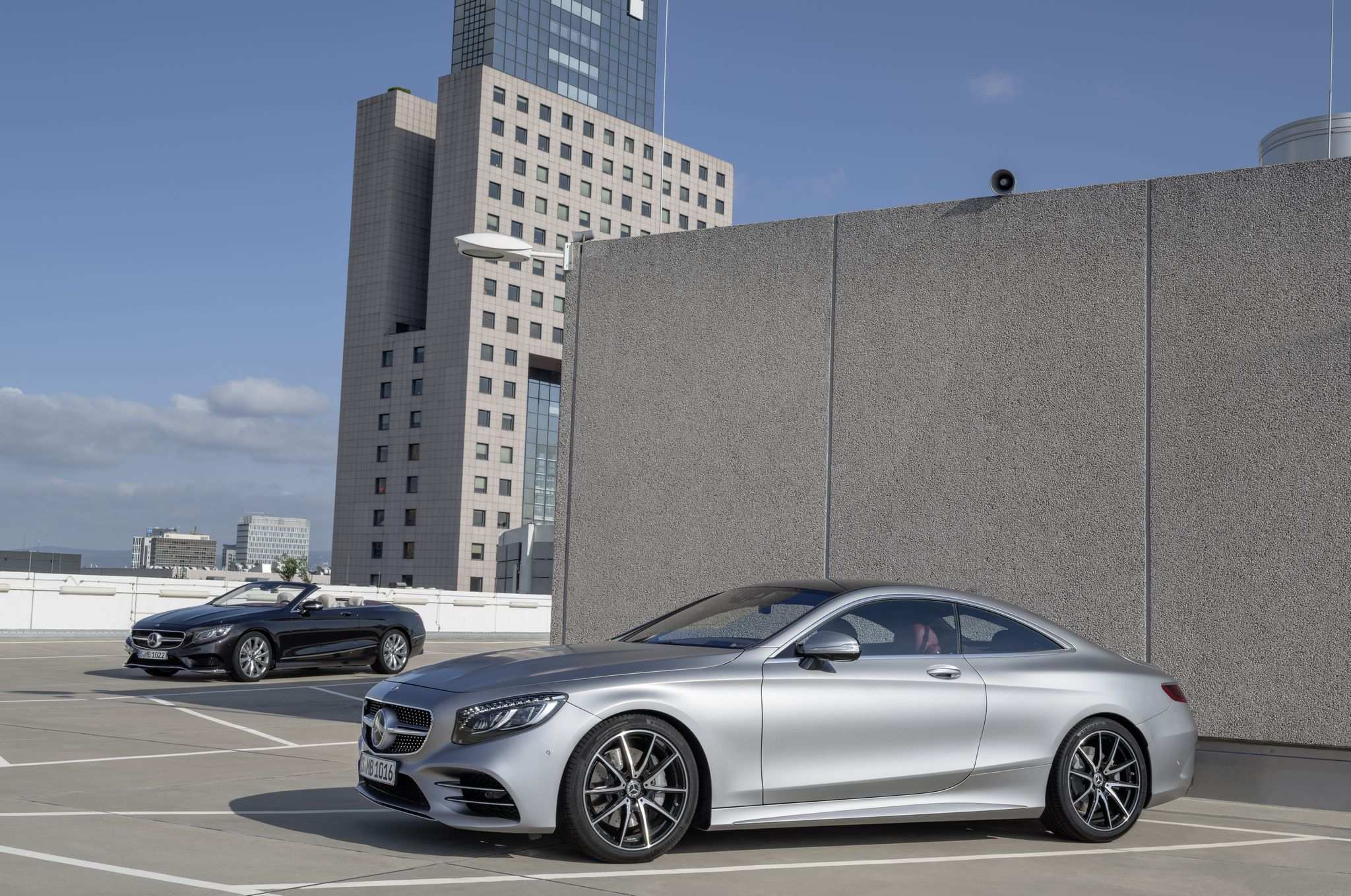 16 All New Mercedes S Class Coupe 2019 History