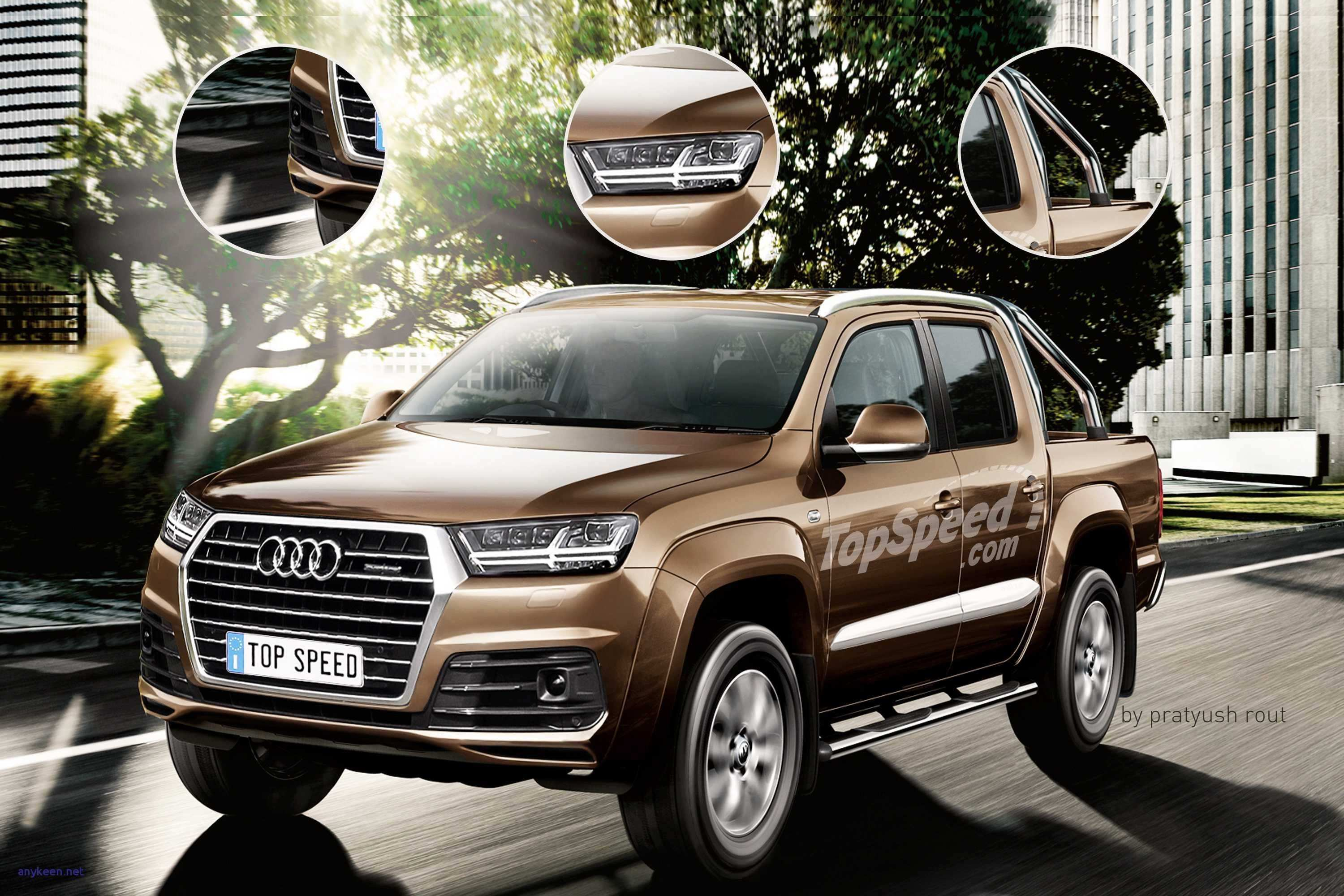 16 All New New Volkswagen Amarok 2019 Release Date And Concept