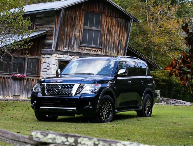 16 All New Nissan Armada 2020 Release Date